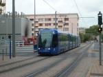 La rame 2026 Citadis 401 Alstom le 22 septembre 2012