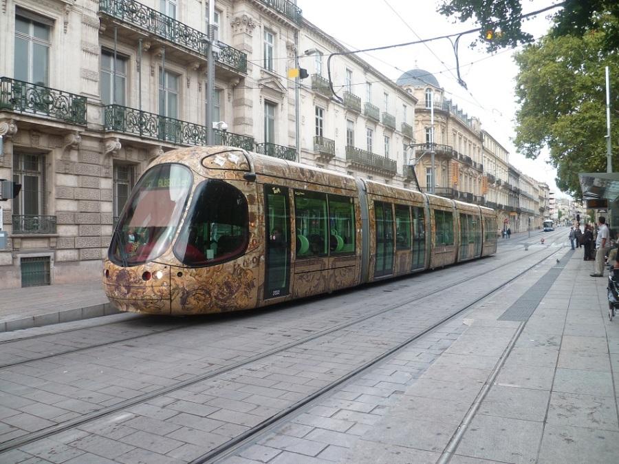 Rame 2032 Citadis 302 Alstom le 30 septembre 2012