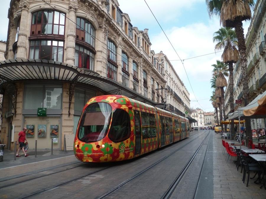 Rame 2049 Citadis 302 Alstom le 22 septembre 2012