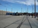 """Le nouveau terminus """"Mosson"""" mis en service ce 7 avril 2012"""