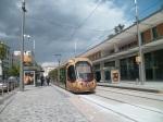 """Station """"Georges Frêche - Hôtel de Ville"""" sur la ligne 4 du tramway de Montpellier"""