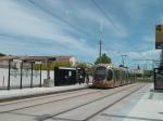 """Station """"La Rauze"""" à Montpellier, le 22 avril 2012"""