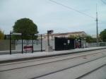 """Station """"La Rauze"""" à Montpellier, le 27 avril 2012"""
