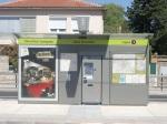 """Station """"Jules Guesde"""" à Montpellier sur la ligne 3"""