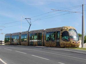 Pont de la rue des Payroliers le 7 mai 2012