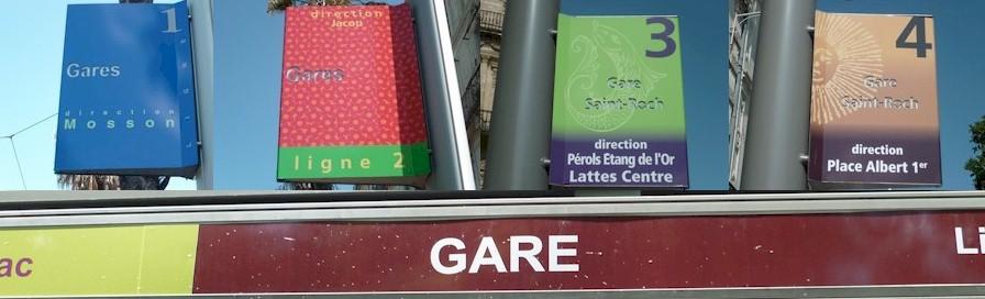 """Stations """"Gare Saint-Roch"""" le 15 juillet 2012"""