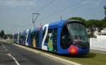 Rame 2090 Citadis 402 Alstom, le 28 juin 2012