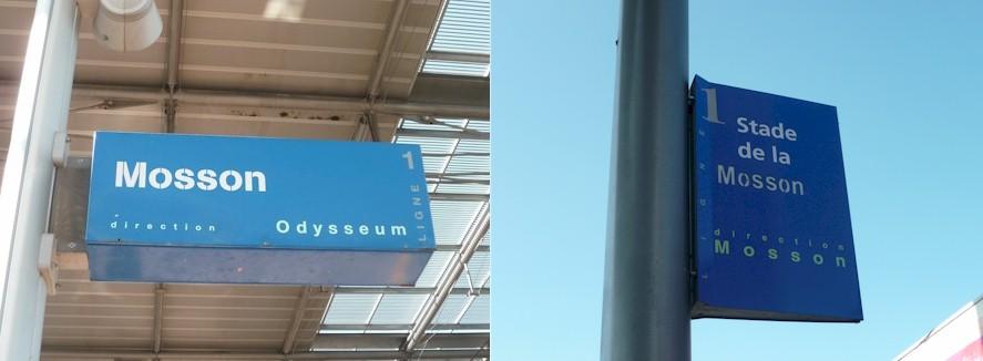 Stade de la Mosson le dimanche 15 juillet 2012