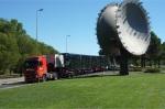 Rame 2087 Citadis 402 Alstom le 12 juillet 2012
