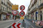 Boulevard du Jeu-de-Paume le 29 août 2012