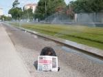 Avenue de Lodève le 5 août 2012