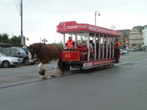 Douglas, Ile de Man, le 19 août 2012,