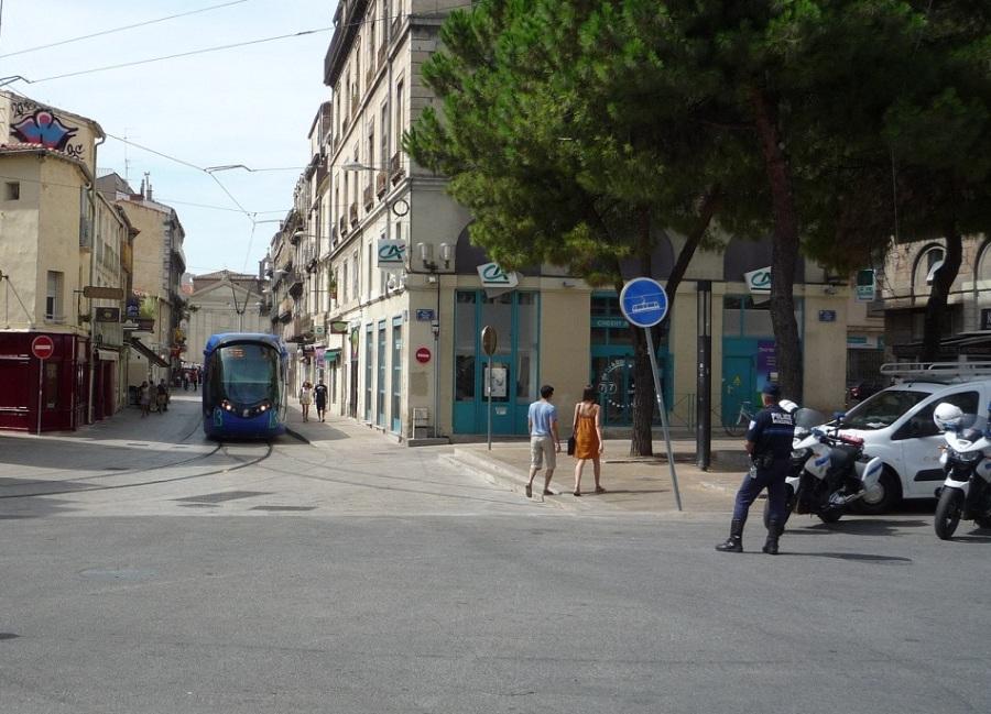 Rue du Faubourg de la Saunerie le lundi 13 août 2012