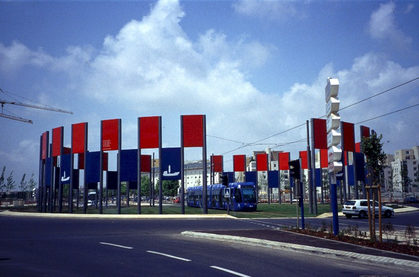 Ernest-Granier le 1er juillet 2000