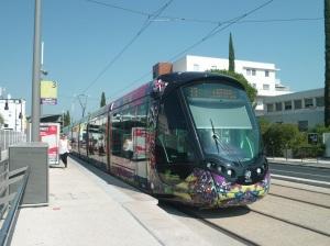 Rame 2089 Citadis 402 Alstom 7 septembre 2012