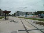 Avenue Raymond-Dugrand le 22 septembre 2012