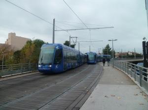 Avenue Henri-Fresnay le 18 novembre 2012,
