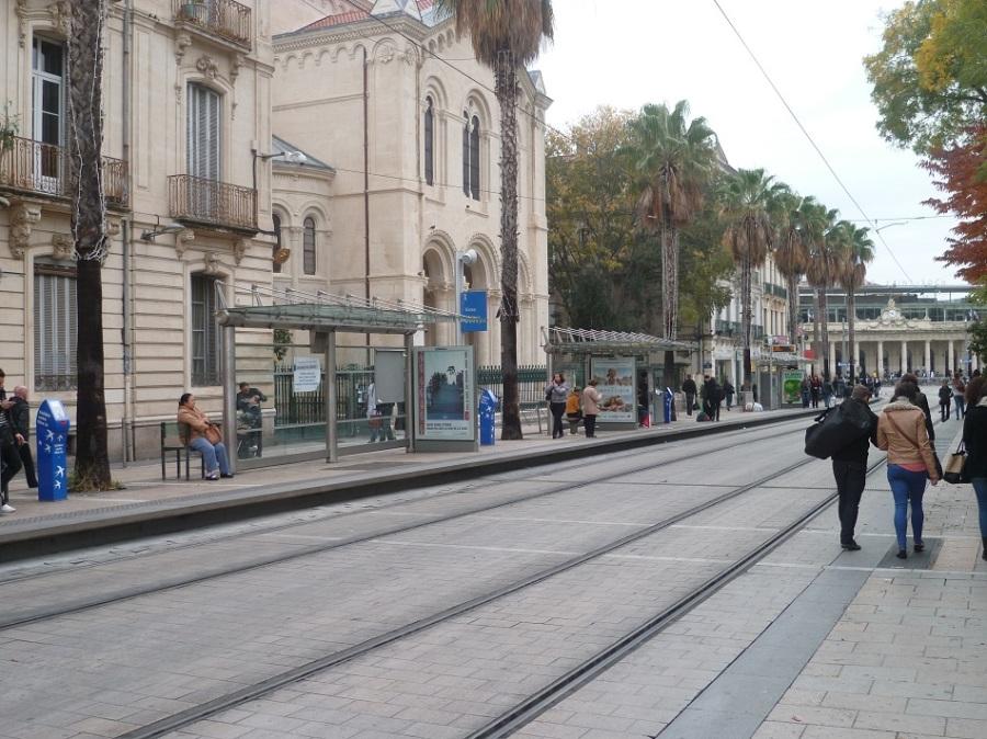 "Station ""Gares"", le 18 novembre 2012"