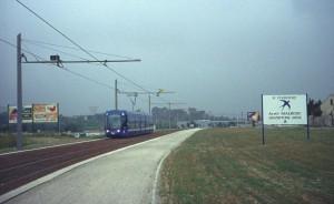 """Le site de la future station """"Malbosc"""", le 1er juillet 2000. Copyright : Edouard Paris"""