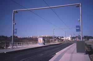 """La station """"Malbosc"""" photographiée le 7 décembre 2003. Copyright : Edouard Paris"""