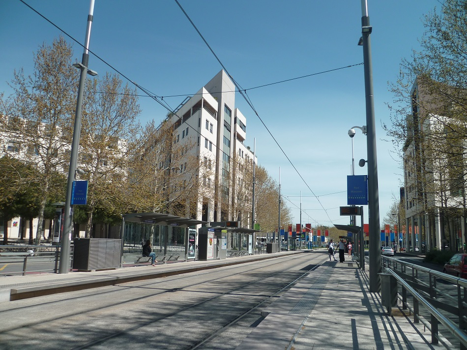 Ligne 1 tramway de montpellier - Horaire poste montpellier port marianne ...