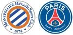 Logos du MHSC et du PSG