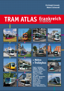 Couverture de l'ouvrage Tram in Frankreich France