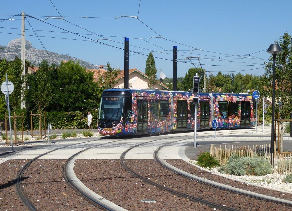 17 septembre 2014 tramway d aubagne d un terminus l for Piscine alain bernard