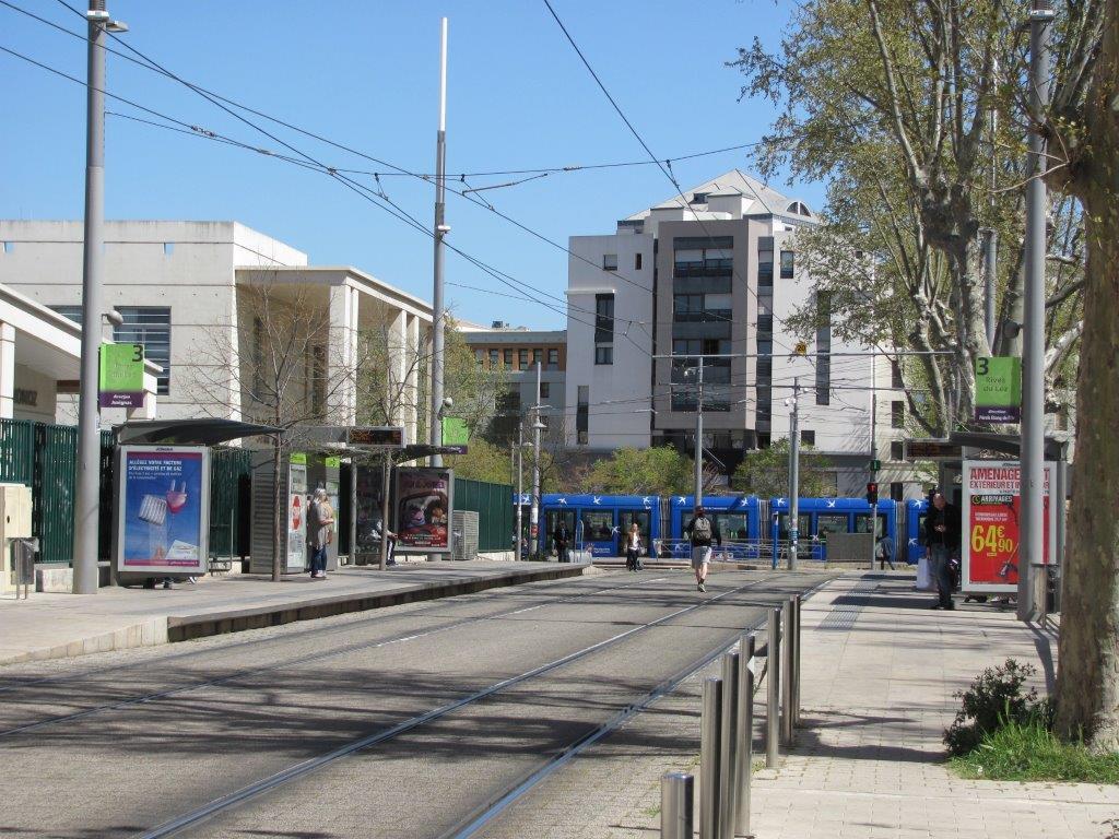 Ligne 3 tramway de montpellier - Horaire tram montpellier ...