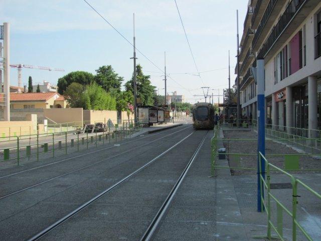 """A la station """"Garcia Lorca"""" de la ligne 4, les travaux d'allongement des quais ont débuté le lundi 8 juin 2015. Photo prise le jeudi 11 juin 2015. Copyright : Edouard Paris"""