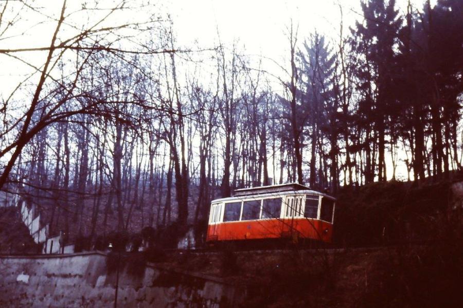 La Motrice D 1 De La Ligne De Tramway  U00e0 Cr U00e9maill U00e8re Sassi