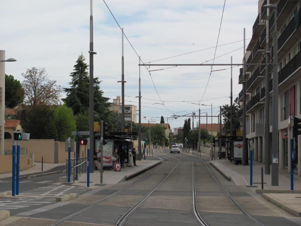 Ligne 4 tramway de montpellier - Horaire tram montpellier ...