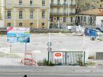 """Site du futur programme immobilier """"Hôtel Saint Roch - Belaroia"""" à Montpellier, rue Alexandra David-Néel, le jeudi 9 février 2017. Copyright : Anje34"""