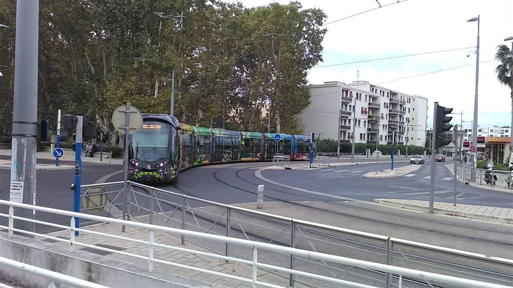 Tram montpellier ligne 1 - Horaire tram montpellier ...