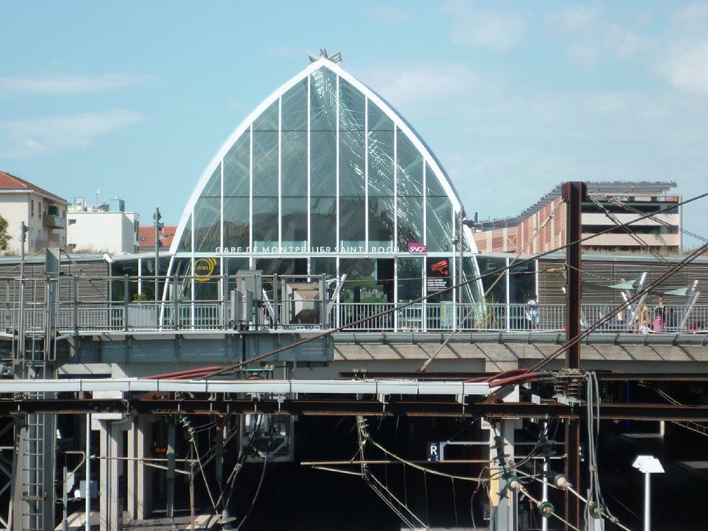 22 juillet 2018  u2013 entre la gare de montpellier saint