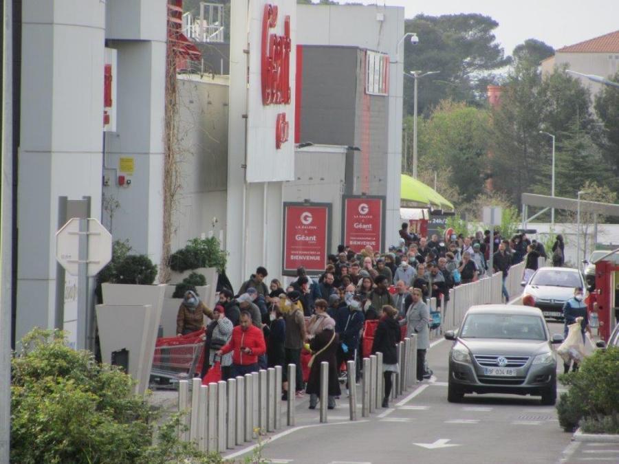 Geant Casino Courses En Ligne Montpellier